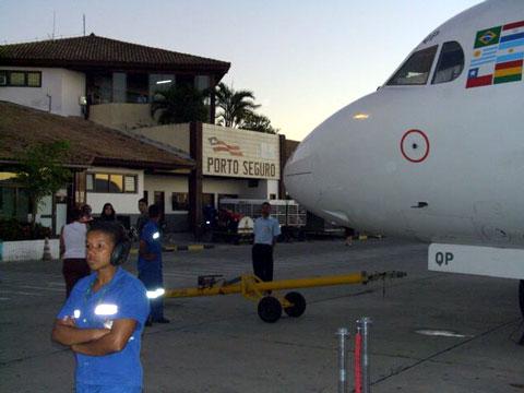 Aeroporto de Porto Seguro, BA